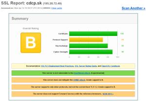 Bezpečnostný test InternetBankingu Centrálny depozitár cenných papierov SR, a.s.