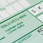 Prepočet čísla účtu na IBAN tvar. Stačí zadať predčíslie, číslo účtu, kód banky a IBAN kalkulačka vám vypočíta správny IBAN kód pre všetky banky na Slovensku.